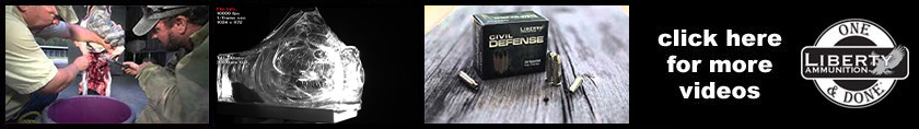 Liberty Ammunition Videos
